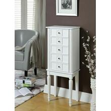 See Details - Tammy Jewelry Armoire