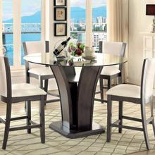 View Product - Manhattan Round Counter Ht. Table