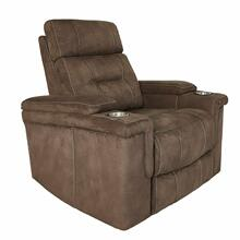 DIESEL POWER - COBRA BROWN Power Recliner
