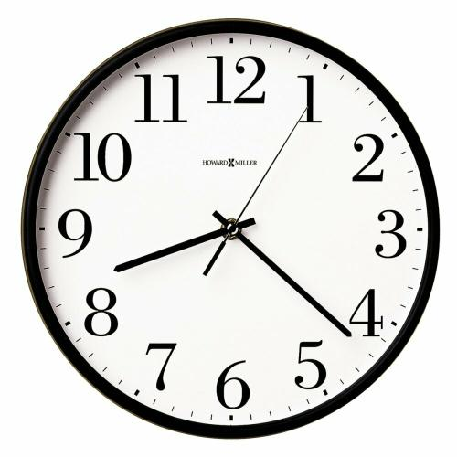 Howard Miller Office Mate Wall Clock 625254