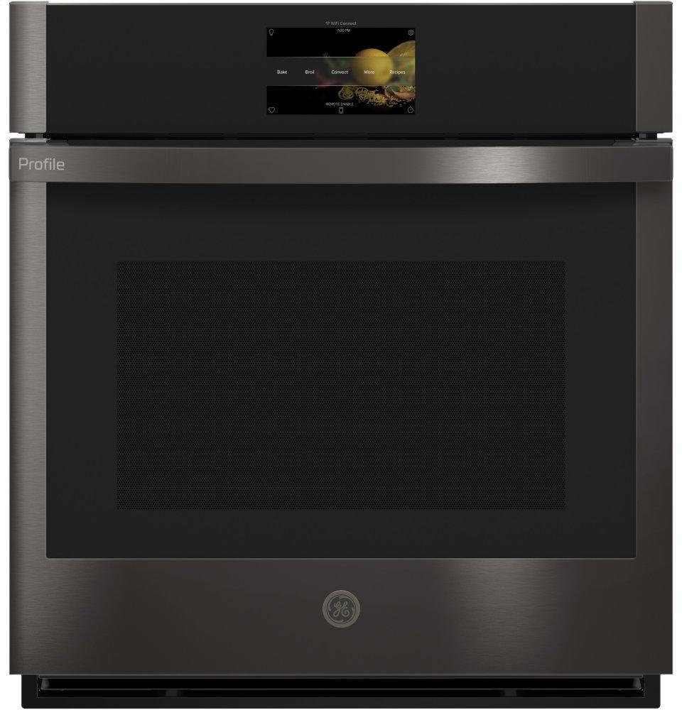 """GE Profile27"""" Smart Built-In Convection Single Wall Oven"""