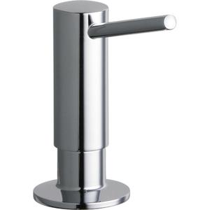 "Elkay 2"" x 4-5/8"" x 3-5/8"" Soap / Lotion Dispenser, Chrome (CR) Product Image"