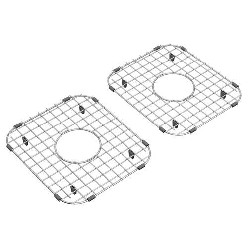 American Standard - Sink Grid Set for Delancey 33-inch Double Bowl Apron Sinks  American Standard - Stainless Steel