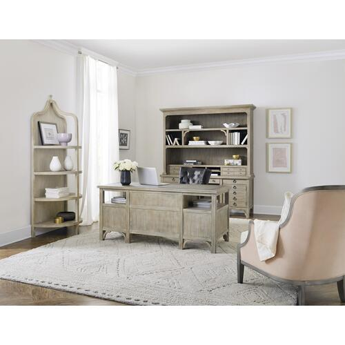 Hooker Furniture - Repose Executive Desk