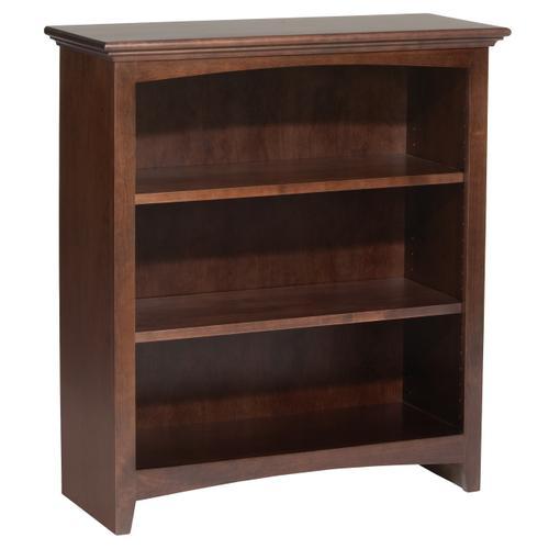 """CAF 36""""H x 30""""W McKenzie Alder Bookcase"""