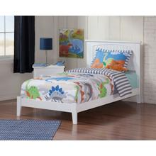 View Product - Nantucket Twin XL Bed in White