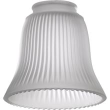 """See Details - 2.25"""" FROST RIBBED BELL"""