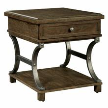 2-4806 Wexford Drawer Lamp Table