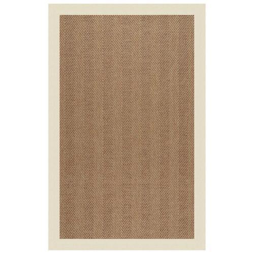 "Gallery - Islamorada-Herringbone Canvas Sand - Rectangle - 24"" x 36"""
