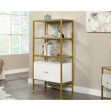 View Product - Bookcase With Doors