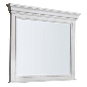 Kanwyn Bedroom Mirror Whitewash