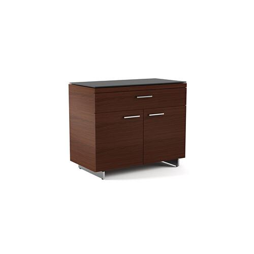 Storage Cabinet 6015 in Chocolate Stained Walnut