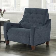 See Details - CHELSEA - WILLOW BLUE Power Recliner