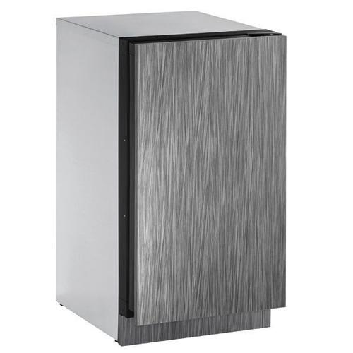 "U-Line - 2218r 18"" Refrigerator With Integrated Solid Finish (115 V/60 Hz Volts /60 Hz Hz)"