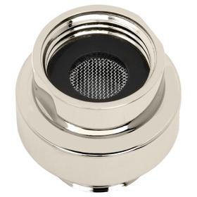 In-Line Vacuum Breaker - Polished Nickel