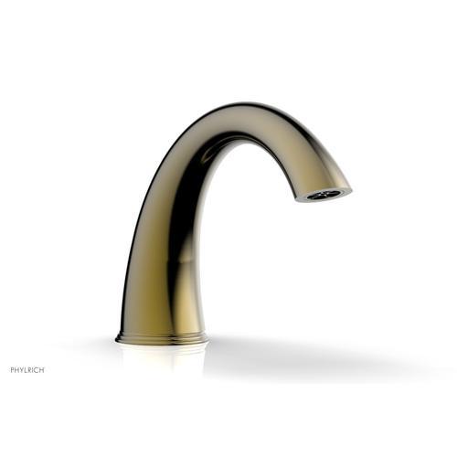 3RING Deck Tub Spout D5205 - Antique Brass