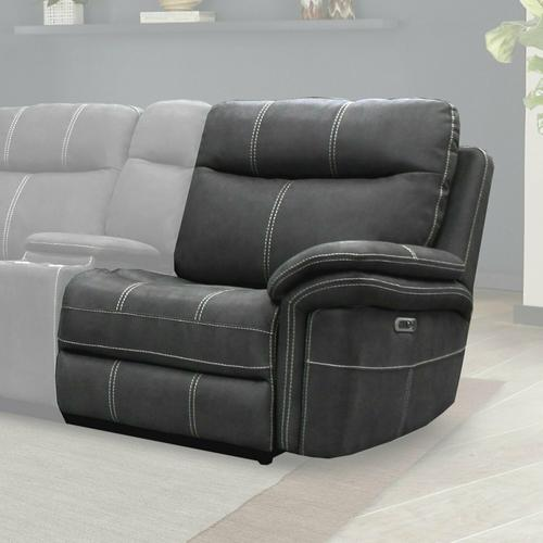 Parker House - MASON - CHARCOAL Power Right Arm Facing Recliner