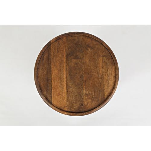 Decker Large Drum Table