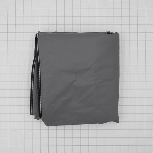 Top Load Washer/Dryer Cover, Gray - Other