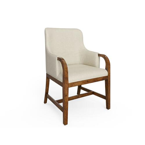 Hillside Arm Chair - Chestnut