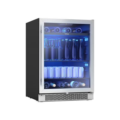 Brisas By Zephyr - Brisas Single Zone Beverage Cooler