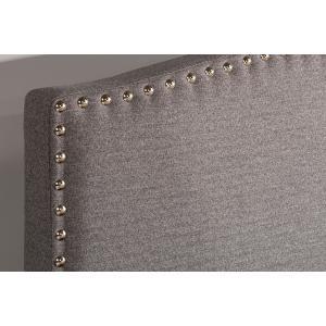 Hillsdale Furniture - Kerstein Headboard - King / Cal King - Orly Gray