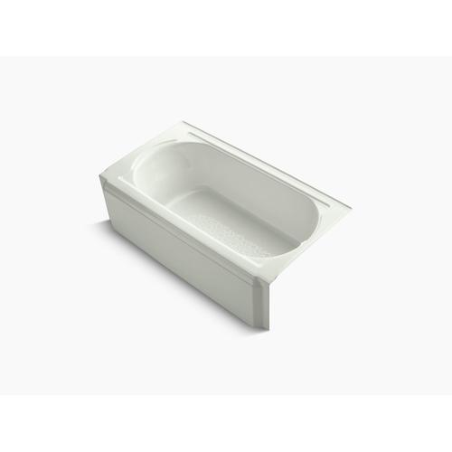 """Dune 60"""" X 32"""" Alcove Bath With Right-hand Drain"""