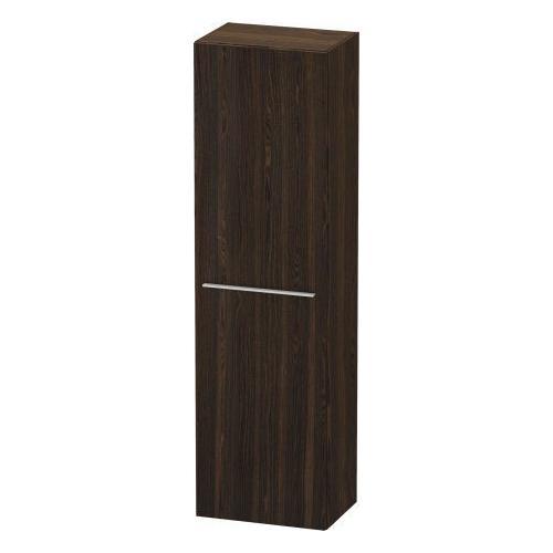 Tall Cabinet, Brushed Walnut (real Wood Veneer)