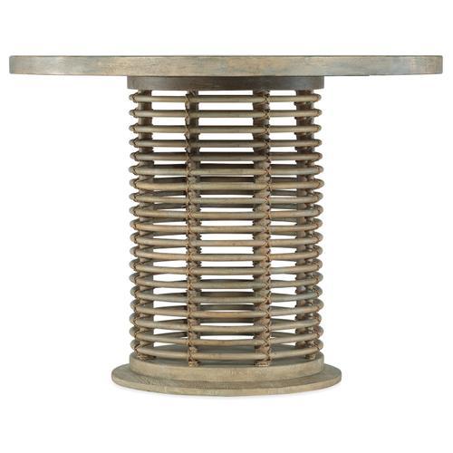 Hooker Furniture - Surfrider 48in Rattan Bistro Table