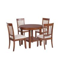 Tulane 5pc Dining Set