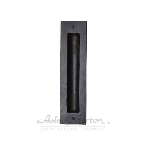 1820 Flush pull Shown in dark bronze patina