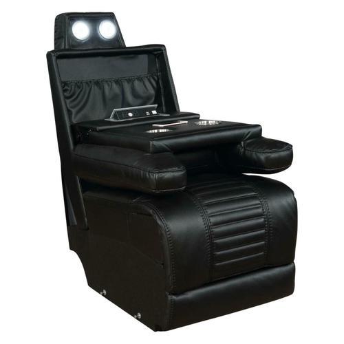Coaster - Armless Chair W/ Drop Down