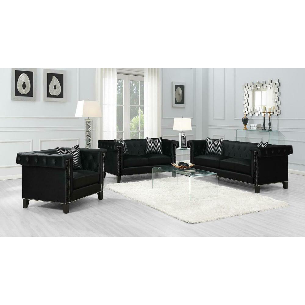 See Details - 3 PC (sofa + Love+ Chair)