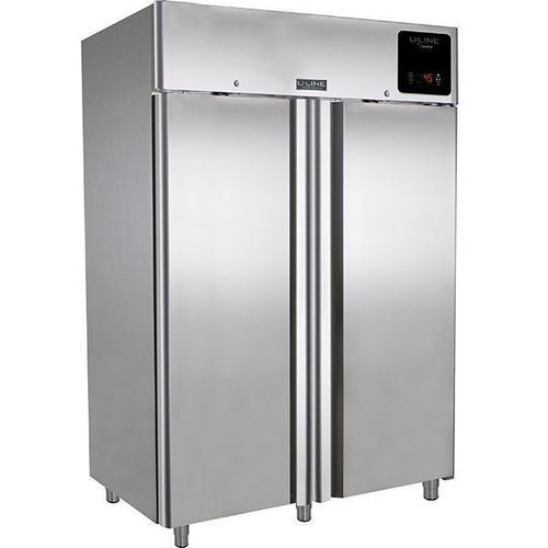 U-Line - 49 Cu Ft Freezer With Stainless Solid Finish (115v/60 Hz Volts /60 Hz Hz)