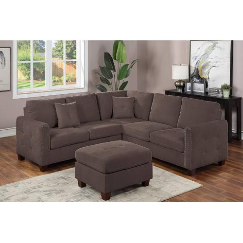 4-pc Sectional Set