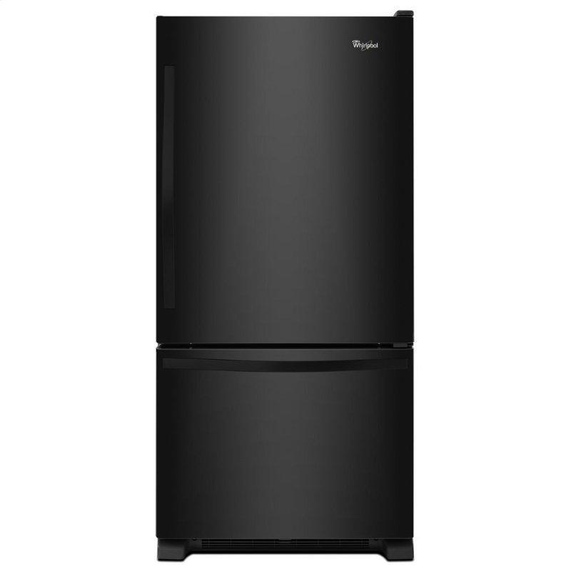 30-inches wide Bottom-Freezer Refrigerator with SpillGuard™ Glass Shelves - 18.7 cu. ft.