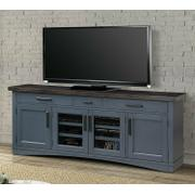 AMERICANA MODERN - DENIM 76 in. TV Console Product Image
