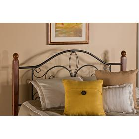 Milwaukee Wood Post Full/queen Headboard
