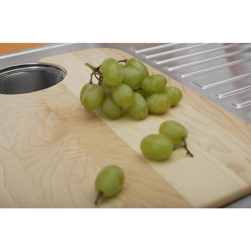 "Elkay - Elkay Hardwood 15"" x 19"" x 3/4"" Cutting Board"