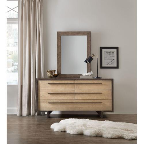 Bedroom Miramar Point Reyes Richter Six Drawer Dresser