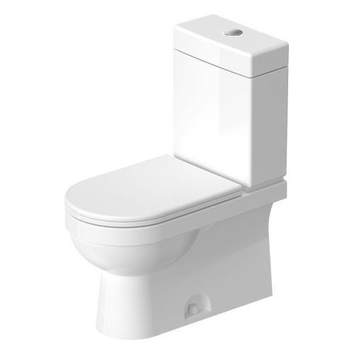 Duravit - Happy D.2 Two-piece Toilet
