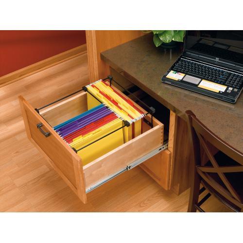 Rev-A-Shelf - RAS-SMFD-52 - Small File Drawer System