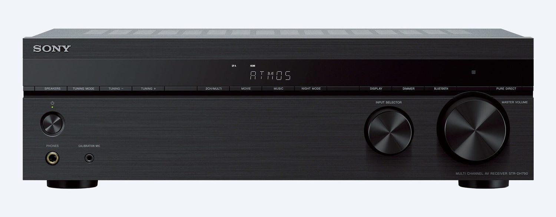Sony7.2ch Home Theater Av Receiver  Str-Dh790