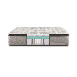 Beautyrest - Harmony Lux - Carbon Series - Plush - Pillow Top - Queen