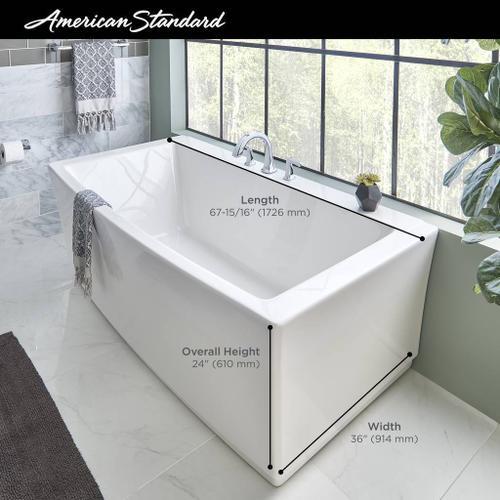 American Standard - Townsend Free Standing Tub  American Standard - White