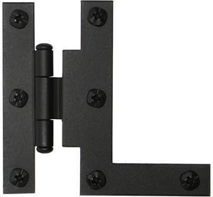 "3""HL Hinges, 3/8"" Offset Product Image"