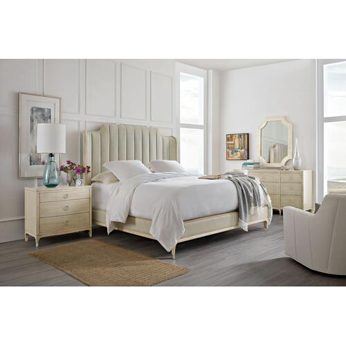 Bedroom Newport Mirada California King Upholstered Bed