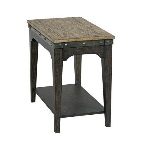 La-Z-Boy - Plank Road Artisans Chairside Table