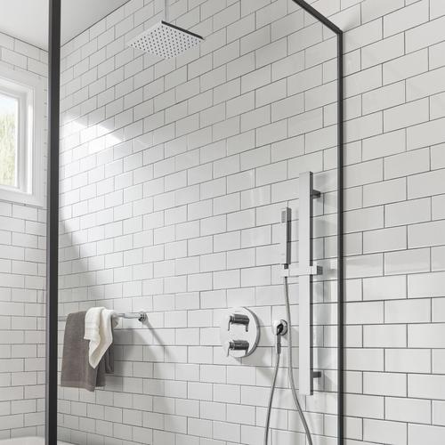 Ceiling Mount Shower Arm  American Standard - Polished Chrome