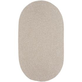 """Simplicity Linen - Oval - 20"""" x 30"""""""